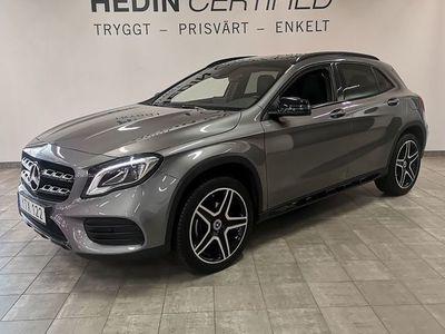 brugt Mercedes GLA200 GLA 200 7G-DCT