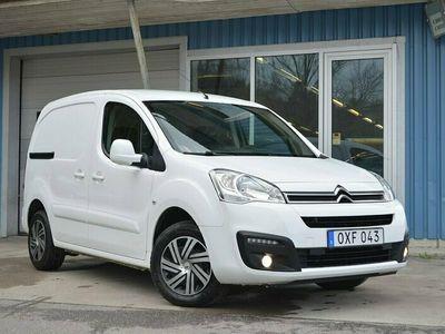 begagnad Citroën Berlingo 1.6 BlueHDi 99HK Drag CarPlay 3-Sits Momsbil