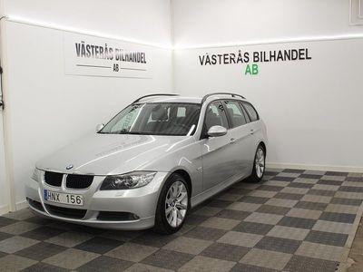 begagnad BMW 320 d Touring Comfort 177hk.0.kr. Kontant -08