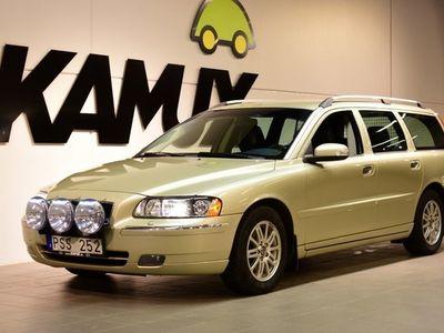 begagnad Volvo V70 2.4D 163hk Aut | Classic | SoV