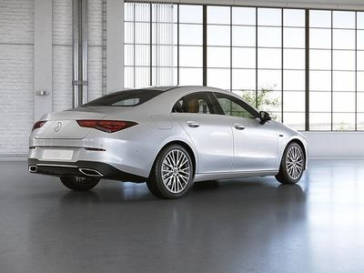 begagnad Mercedes CLA250e e Laddhybrid Privatleasing 4195 kr