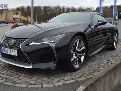 begagnad Lexus LC 500 Sport + 5.0 V8 478hk
