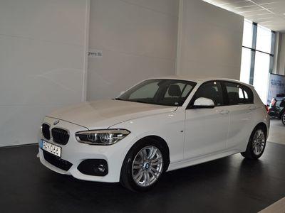 """begagnad BMW 118 i 5d M-Sport 17"""" LM (136hk)"""