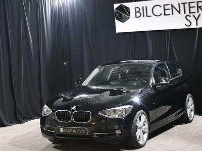 begagnad BMW 118 D 3-dörrar Manuell