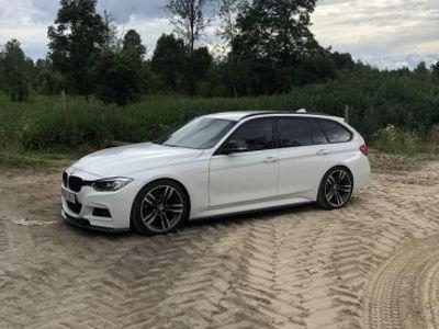 begagnad BMW 320 D M-sport M performance -13