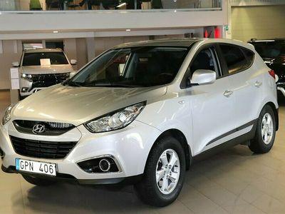 begagnad Hyundai ix35 Hyundai ix35