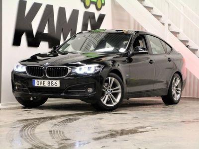 begagnad BMW 320 Gran Turismo d GT Aut Sportline Drag S&V-Hjul (190hk)