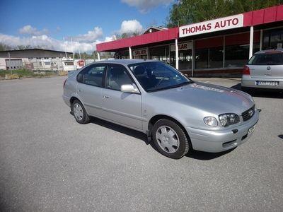 used Toyota Corolla Liftback 1.6 VVT-i 110hk