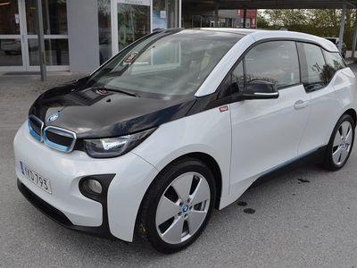 begagnad BMW i3 REX 94Ah Aut Comfort Advanced Navigation 2017, Halvkombi 195 000 kr