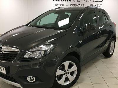 begagnad Opel Mokka 1,4 140hk Turbo / Backkamera / Navi