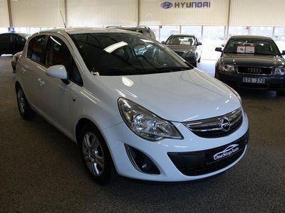 begagnad Opel Corsa Cosmo 1.3 CDTI 95hk, Pluspaket