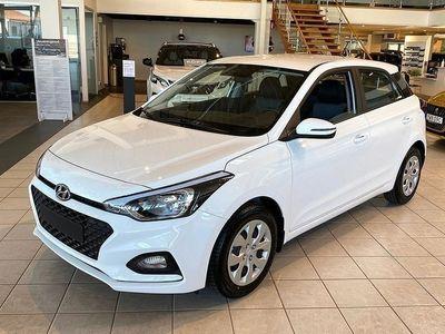 begagnad Hyundai i20 1.25 Life 5d