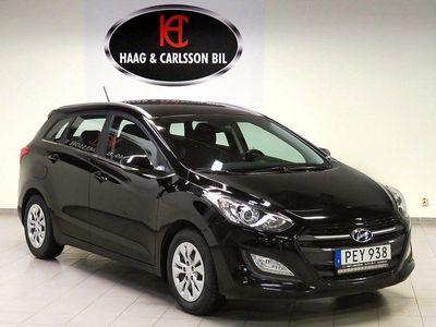begagnad Hyundai i30 Kombi 1,6 Crdi Comfort