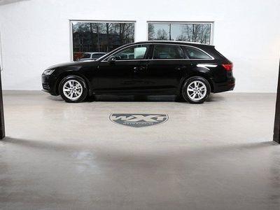 begagnad Audi A4 Avant 2.0 TDI quattro S Tronic Prolin