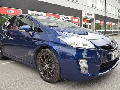 begagnad Toyota Prius Business Automat Hybrid 1,8 HSD