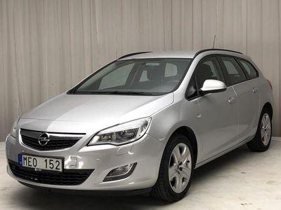 begagnad Opel Astra 1.4 Turbo ECOTEC Sports Tourer