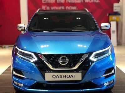 begagnad Nissan Qashqai PRIVATLEASA TEKNA+ DYNAMIC PACK AUTOMAT FR. 3599 KR/MÅN