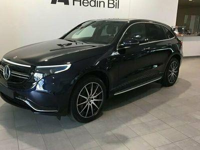 begagnad Mercedes EQC Benz 400 4MATIC AMG Line 2021, SUV Pris 894 350 kr