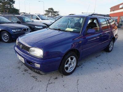 begagnad VW Golf Variant 1.8 Comfort 75hk,Kula,Sollucka