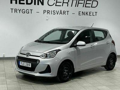begagnad Hyundai i10 1.0 Manuell, 67hk, 2017