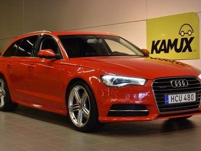 begagnad Audi A6 3.0 TDI Aut Q Aut S-Line Euro 6