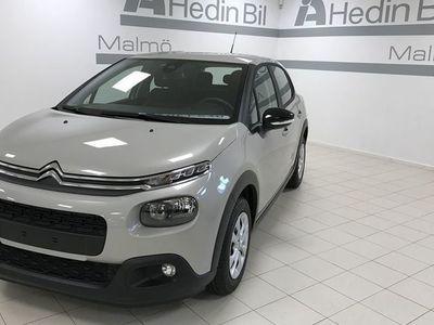begagnad Citroën C3 PT82Hk Feel Apple Carplay