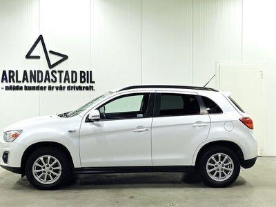begagnad Mitsubishi ASX 2.2 4WD Aut 1års 2013, SUV 136 900 kr