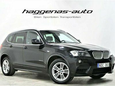 begagnad BMW X3 xDrive35d 35d / M-Sport / Drag