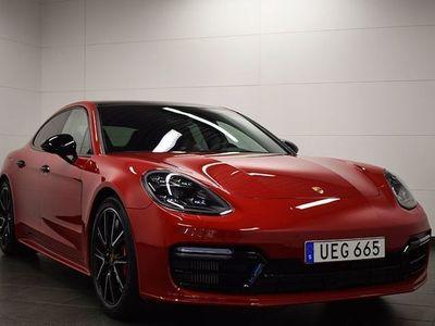 käytetty Porsche Panamera GTS