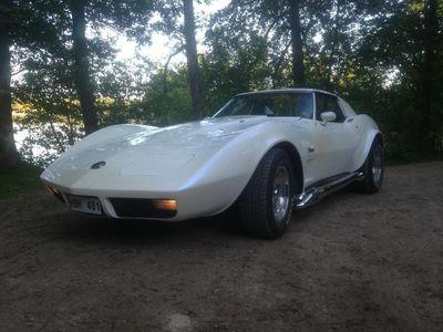begagnad Corvette Stingray 454BB