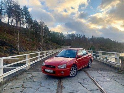 begagnad Subaru Impreza 2.0 4WD Full Servad 1011kr/kr