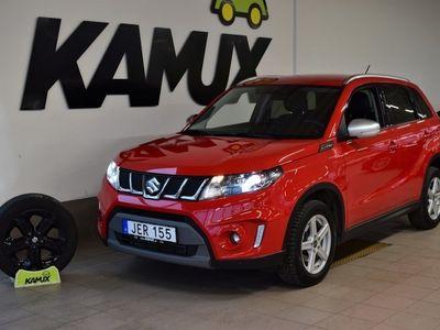 begagnad Suzuki Vitara 1.4 4WD Automatisk, 140hk, 2018