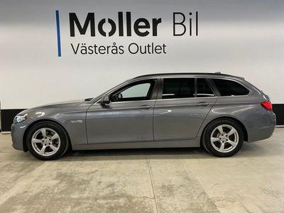 begagnad BMW 520 xDrive Touring 190hk Drag