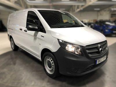 begagnad Mercedes Vito 111 Skåp Lång