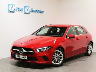 begagnad Mercedes A180 SE Advantage Aut, Nav
