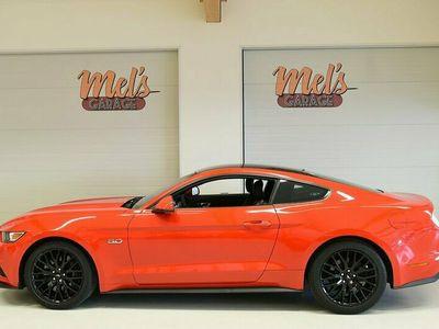 begagnad Ford Mustang GT 5.0 V8 SelectShift 421 hk.