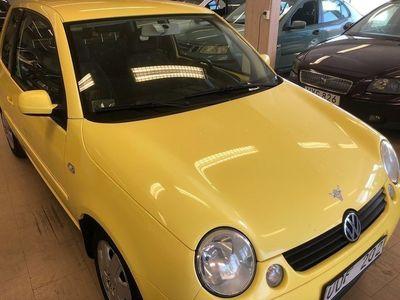 begagnad VW Lupo 1.4 Comfort 75hk