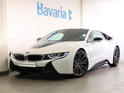 begagnad BMW i8 Coupé Nypris 1 556 900 Kr