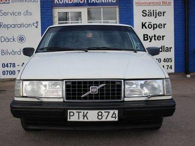 begagnad Volvo 944 2.3 116hk, mkt bil, slutsteg & -93