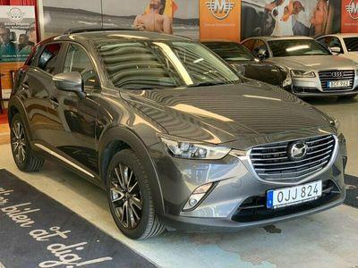 begagnad Mazda CX-3 2.0 SKYACTIV-G AWD Optimum 150hk Bose