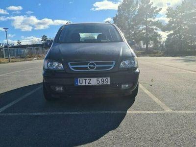 begagnad Opel Zafira 5D 2.2 ELEGA