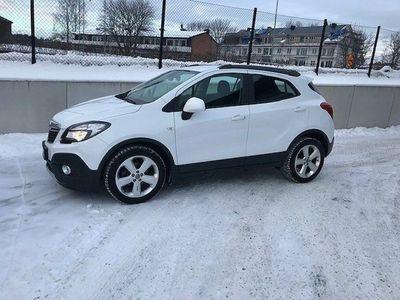 begagnad Opel Mokka 1,4T Ecotec 4x4