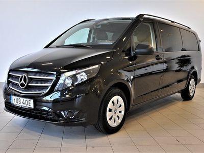 begagnad Mercedes Vito Tourer 116 X-Lång 9-sits
