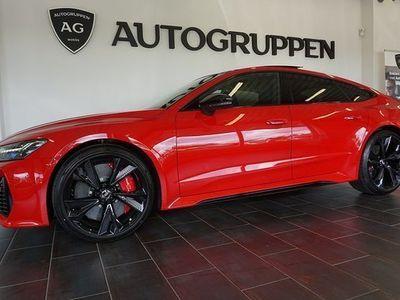 begagnad Audi RS7 NYA UNIK NY Bil SV-Såld 2020, Sportkupé 1 595 000 kr