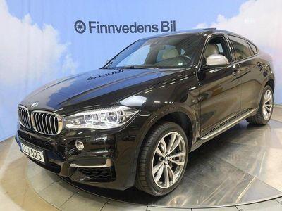 begagnad BMW X6 M50D M-sport,v-hjul/drag/nav
