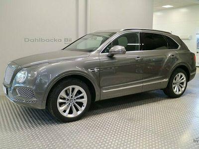 begagnad Bentley Bentayga 6.0 W12 608hk