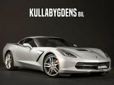 """begagnad Chevrolet Corvette Stingray Corvette C7Z51   466hk   BOSE   20"""""""