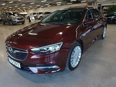begagnad Opel Insignia Grand Sport 1.6 Turbo Business Automat Euro 6 200hk