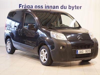 begagnad Citroën Nemo Van Skåp 70HDI Automat Drag