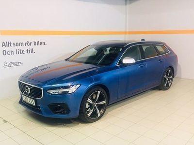 begagnad Volvo V90 T52.0 R-Design 2018, Kombi 429 000 kr